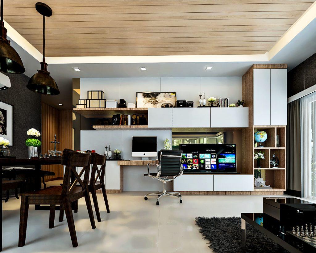 รับออกแบบตกแต่งภายในบ้าน